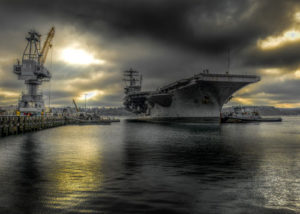 IT support at the US Navy Puget Sound Naval Shipyard