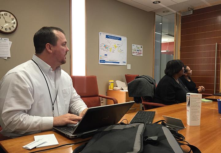 SKGS CDC Sharepoint training