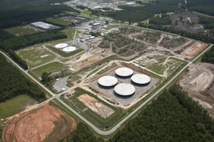 Savannah River Site – Mission and budgetary support at the nuclear installation