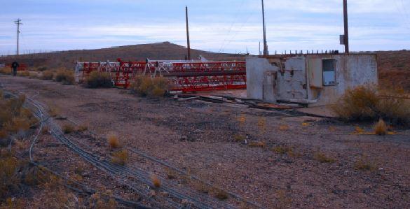 SKA TAC Team at Green River Site Utah