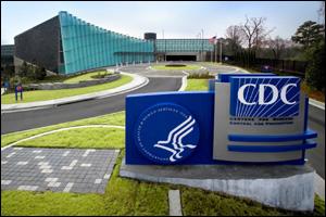 CDC Building in Atlanta Georgia