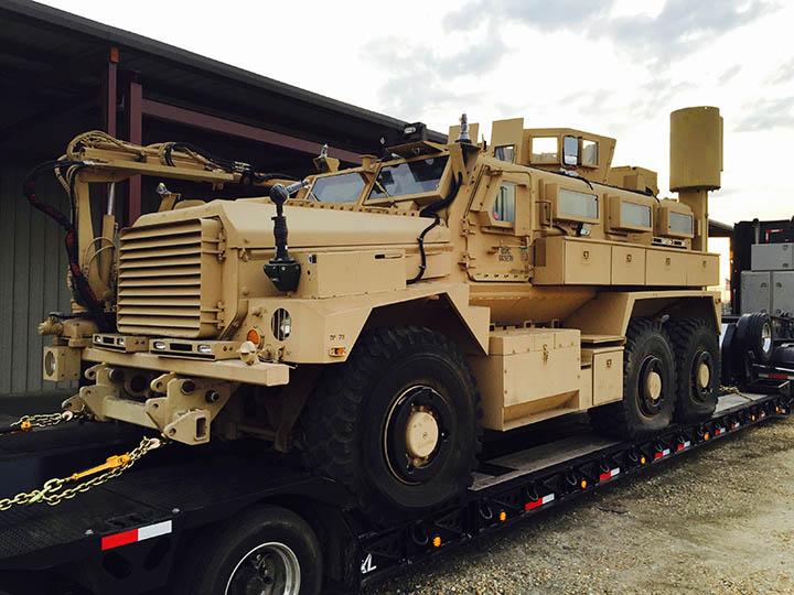 USMC Cougar Delivery 1