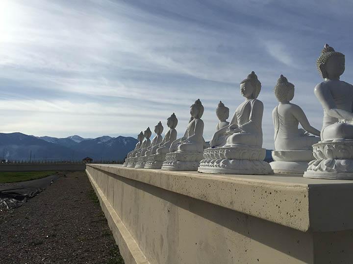 Garden of 1000 Buddhas (5)