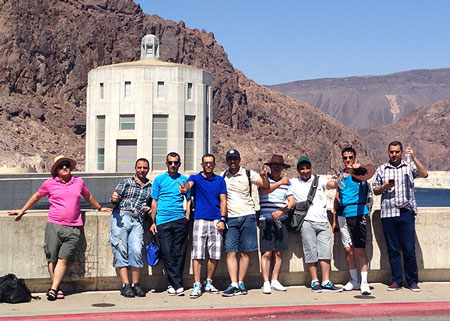SKA-RED-FLAG-Jordanian-Pilots-visit-Hoover-Dam