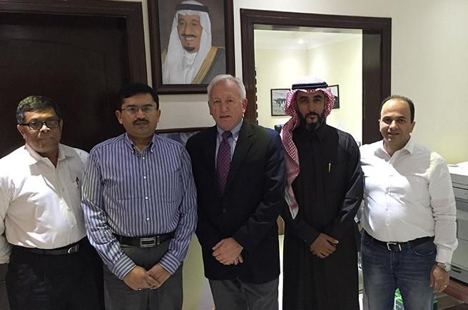 SKA Middle East Team