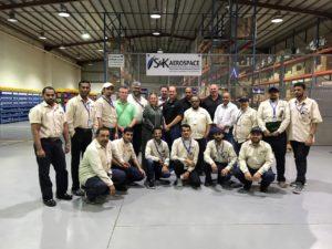 S&K Aerospace Khamis Site Survey